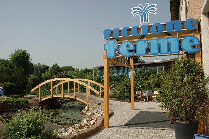Appartamenti Residence Altomare Riccione vicino Aquafan Oltremare